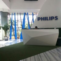 Photo taken at PT Philips Indonesia Head Office by Bayu S. on 9/8/2015