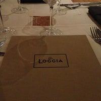 Photo taken at La Loggia by Clora R. on 7/25/2013