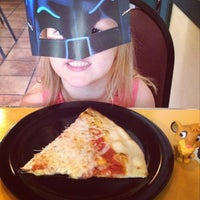Photo taken at Bianchi's Pizzeria by Hub City Life on 7/23/2014