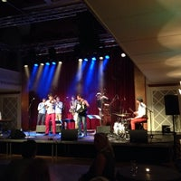 Photo taken at Borgerforeningen - Kulturhus Svendborg by Amogh P. on 5/29/2014