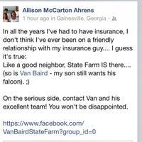 Photo taken at Van Baird - State Farm Insurance Agent by Van B. on 3/6/2013