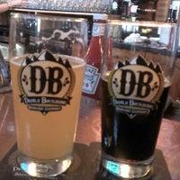 Photo taken at Devils Backbone Brewing Company by Jeff W. on 8/3/2013