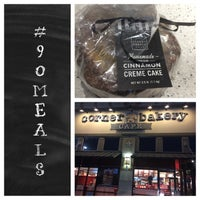 Photo taken at Corner Bakery Cafe by Crystal M. on 9/2/2014