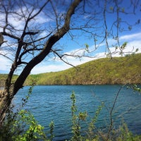 Photo taken at Loch Raven Dam by Danielle B. on 4/23/2016