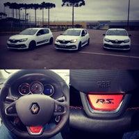 Photo taken at Renault do Brasil by denis s. on 4/9/2016