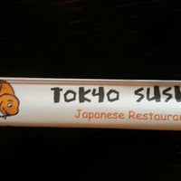 Photo taken at Tokyo Sushi by Michael V. on 6/28/2013