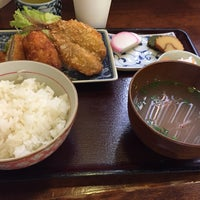 Photo taken at 食堂さくら屋 by まー on 1/3/2017
