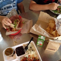 Photo taken at Chipotle Mexican Grill by Rachelle F. on 6/30/2014