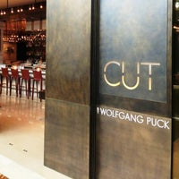 Photo taken at CUT by Wolfgang Puck by Sawung G. on 5/2/2013