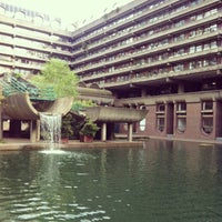Photo taken at Barbican Centre by ssung C. on 5/12/2013