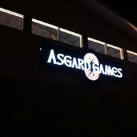Photo taken at Asgard Games by Thiago d. on 10/9/2013