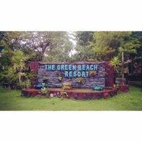 Photo taken at The Green Beach Resort @ Pranburi by Kittipong J. on 7/31/2015