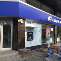 Photo taken at Bank Asya Bakırköy Şube by Ferhat E. on 6/19/2014