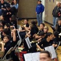 Photo taken at Del Webb Middle School by Rachel H. on 12/12/2013