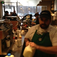 Photo taken at Starbucks by Katie L. on 1/18/2013