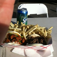 Photo taken at Westside Food Truck Central by Brian H. on 6/7/2012
