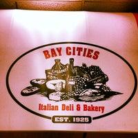 Photo taken at Bay Cities Italian Deli & Bakery by Oren A. on 9/13/2012