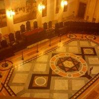 Foto tirada no(a) Museu do Café - Edifício da Bolsa Oficial de Café por Sah em 4/10/2012
