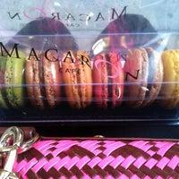 Photo taken at Macaron Café by Maribel P. on 8/29/2012