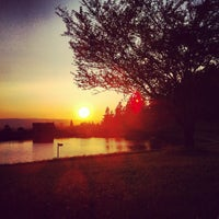 Photo taken at Mt. Tabor Park by Zachary ∞. on 7/11/2012