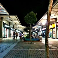Photo taken at Outlet Center by Metin K. on 8/9/2012