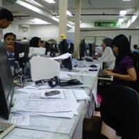 Photo taken at PT. Asuransi Sinar Mas by Nidya B. on 8/8/2012