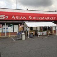Photo taken at 555 Asian Supermarket by John P. on 7/11/2012
