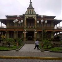 Photo taken at Palacio de Hierro by angel r. on 7/21/2012