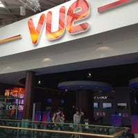 Photo taken at Vue Cinema by Noel C. on 7/20/2012