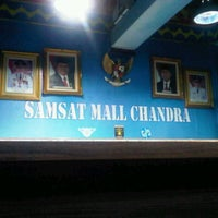 Photo taken at Samsat Mall Chandra by Cut A. on 5/24/2012
