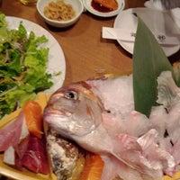Photo taken at こちら 丸特 漁業部 東池袋店 by anidiru on 3/30/2012