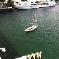 Photo taken at Renaissance Fort Lauderdale Cruise Port Hotel by Gannett J. on 2/25/2012