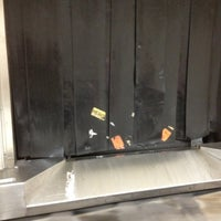 Photo taken at Terminal 1 Baggage Claim by Kevin G. on 5/11/2012