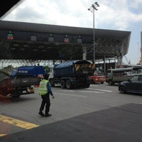 Photo taken at Jurong Island Checkpoint Pass Office by Luqman M. on 3/29/2012