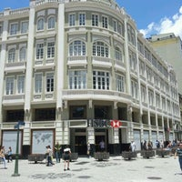 Photo taken at HSBC / Palácio Avenida by William Jr. B. on 2/6/2012