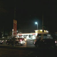 Photo taken at Shell by Carito M. on 6/2/2012