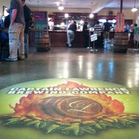 Photo taken at Captain Lawrence Brewing Company by Allison E. on 7/20/2012