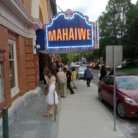 Photo taken at Mahaiwe Theatre by Brian K. on 5/28/2012