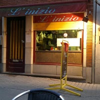 Photo taken at Pastabar L'Inizio by Steven V. on 3/29/2012