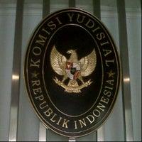 Photo taken at Komisi Yudisial Republik Indonesia by ApRita D. on 8/23/2012