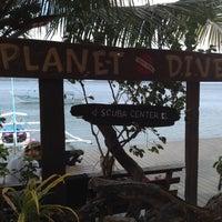 Photo taken at Planet Dive Anilao by Kayman on 5/13/2012