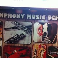 Photo taken at Symphony Music School by Kýlęšm Aārön🌹 ك. on 4/1/2012