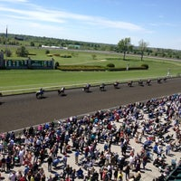 Photo taken at Keeneland by Ronnie C. on 4/27/2012
