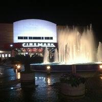 Photo taken at Cinemark by Antony J. on 2/12/2012