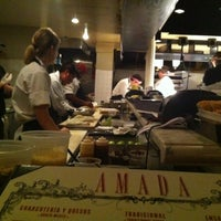 Photo taken at Amada by Sarah C. on 5/28/2012