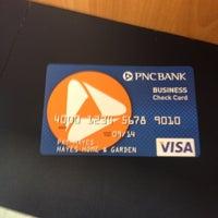 Photo taken at PNC Bank by Alan on 7/10/2012