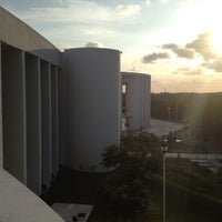 Photo taken at Universidad del Caribe by Juan Manuel L. on 2/14/2012