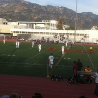 Photo taken at La Canada High School by Jamie L. on 2/21/2012