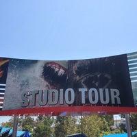 Photo taken at Studio Tour by Carlo M. on 8/7/2012