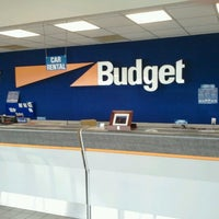Photo taken at Budget Car Rental by Mike H. on 7/4/2012